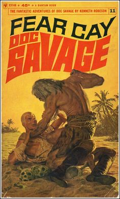 The Golden Age: Doc Savage
