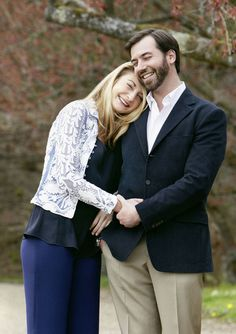 2011 - Prince Guillaume of Luxembourg announces his engagement to Countess Stephany de Lannoy