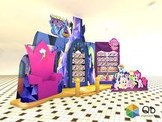 """Popatrz na ten projekt w @Behance: """"Corner My Little Pony"""" https://www.behance.net/gallery/33332941/Corner-My-Little-Pony"""
