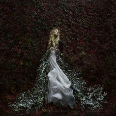 Behind the Lens: Bella Kotak Creates a Fairytale World Through Breathtaking Nature-Inspired Portraits - My Modern Met