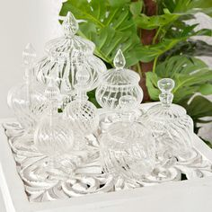 Round Glass Jar | ZARA HOME United States of America
