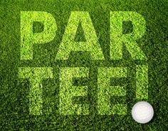 Golf Party ideas...