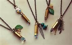 diy bullet casing jewelry - Bing Images, oddly I have empty shells to do this craft lol!
