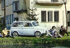1960 #fiat giardiniera