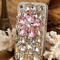 iPhone 6 6s / iPhone 6 6s Plus Shining Luxury Models with Diamond Case Cover