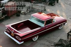 1959 El Camino SealingsAndExpungements.com 888-9-EXPUNGE (888-939-7864) 24/7 Free evaluations/Low money down/Easy payments. Sealing past mistakes. Opening new opportunities. #chevroletimpala1959
