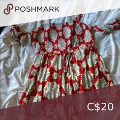 Romper Very cute romper! Worn once, perfect condition. Band of Gypsies Pants & Jumpsuits Jumpsuits & Rompers Boho Romper, Red Romper, Summer Romper, Floral Jumpsuit, Floral Romper, Gypsy Pants, Cute Rompers, American Eagle Jeans, Paisley Print