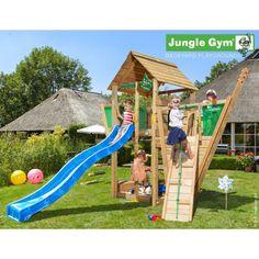 Jungle Gym Cabin-Boat