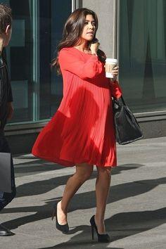 Style Icon: (Pregnant) Kourtney Kardashian   ktlivin