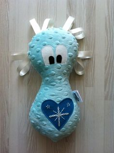 Snow monster perfect for icy cuddles <3