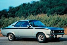 Opel Manta a GT/E Great looks, nice handling and steering, coupe looks and four-seats Buick, Car Websites, Ford Gt, Motor Car, Auto Motor, Vintage Cars, Cool Cars, Dream Cars, Super Cars