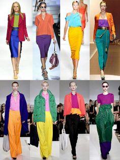 Los colores según nuestro tipo de piel - http://www.femeninas.com/los-colores-segun-nuestro-tipo-de-piel/