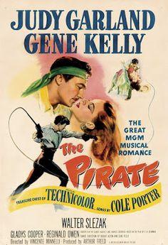 El señor de los bloguiños: El pirata (1948) de Vincente Minnelli