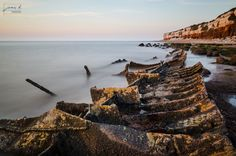 Old Hunstanton Ship Wreck, Norfolk. www.jameskphoto.co.uk