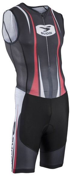 #FC3Fitness Sugoi Men's RS Tri Suit - 2014