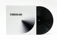 STUNDENLANG - FOR HOURS by ARE WE DESIGNER , via Behance