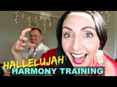 """Learn to sing in harmony to the Leonard Cohen song """"Hallelujah'. More harmony training: https://www.youtube.com/watch?v=VOJGUi1rmvg Support Us https://www.pa..."""
