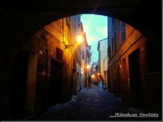Via Capo delle Volte, Ferrara - Capo delle Volte Street, Ferrara, Italy
