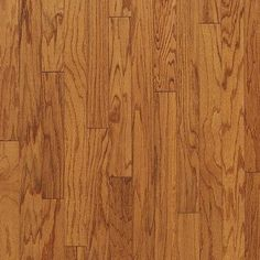 "Forest Valley Flooring Forest Glen 5"" Engineered Red Oak Hardwood Flooring in Satin Butterscotch"
