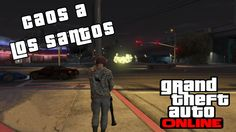 GTA 5 Cazzeggio Online ita - Caos a Los Santos  #18