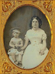 1/4 plate daguerreotype
