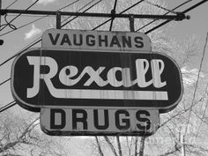 Vaughan's Drugs! From Yarmouth Maine