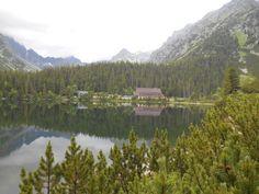 hiking in the High Tatras, Slovakia