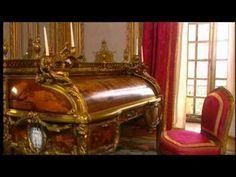 Château de Versailles3 d'expression Française/chapelle, l'opéra, bibliothèque,chambres secrètes