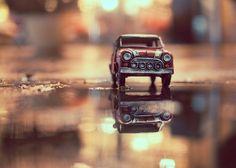 Miniature pictures by Kim Leuenberger