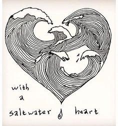 Saltwater Heart by Jon Foreman