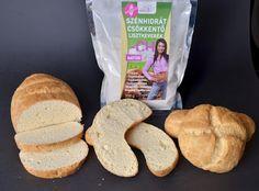 Extra diétás light paleo kenyér, cipó, zsemle, kifli, bagett
