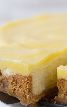 Lemon Cheesecake....