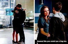 The Flash - Barry & Caitlin #1x17 #Season1 #Snowbarry