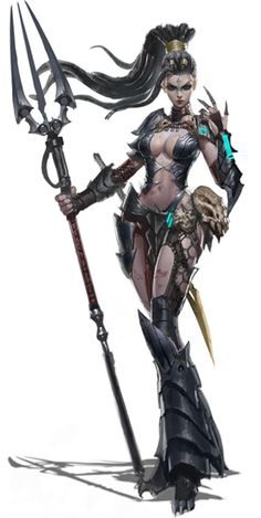 Nidalee - Headhunter Skin