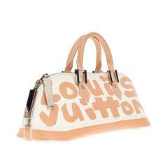 Louis Vuitton Monogram Graffiti