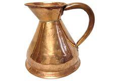 19th-C. English Copper Vessel on OneKingsLane.com