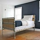 Ana White | Pipe and Wood Slat Bed - DIY Projects
