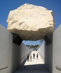 LOS ANGELES // A 340-Ton Boulder Makes A 105-Mile Journey To Los Angeles | Co.Design: business + innovation + design