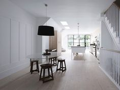 Fulham House captured by Rory Gardiner | est living