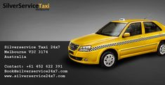 Silverservice24x7 #Taxi #Melbourne want to establish a relationship of mutual trust with our customers. We ensure that our customers are aware of our prices that are #trustable and offer complete transparency.