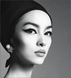 Richard Avedon China Machado Pictures | Tribute to Richard Avedon muse China Machado