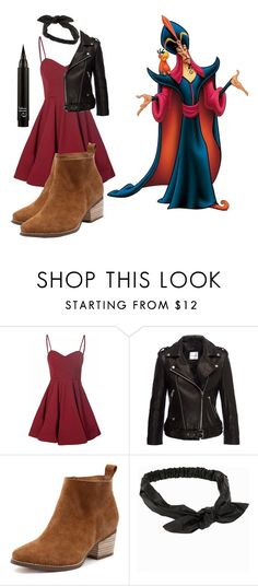 """""""Jafar"""" by tvt-completeners ❤ liked on Polyvore featuring Glamorous, Anine Bing, NLY Accessories and tvtinspires"""