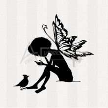 Motivstempel - Faerie 04