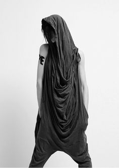 Barbara I Gongini For more inspiring fashion (urban ninja, ninja goth, nu goth) follow DiamondOfTears.