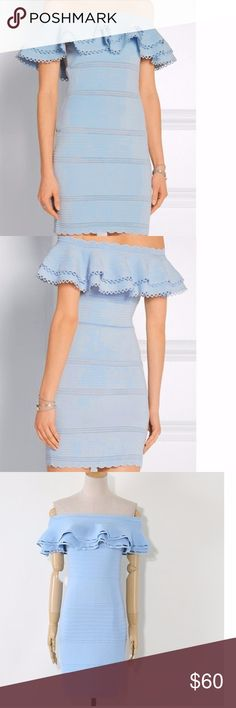 Sexy women bodycon shoulderoff bandage dress Size: One Size  Fabric:Knitted ,Polyester Decoration:Ruffles,Hollow Out Silhouette: Slim Bodycon,Tube Wrap ,Pencil Bandage Dresses Style:Fashion,Casual,Vintage,Retro,Party Clubwear Dresses
