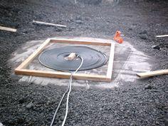 DIY Solar Thermal Water Heater