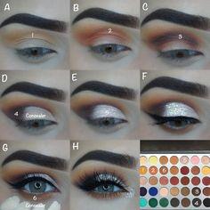 Maquiagem tutorial (@salma_khanbeauty)