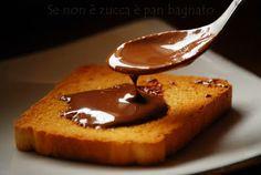 Se non è zucca è pan bagnato: Nutella fatta in casa