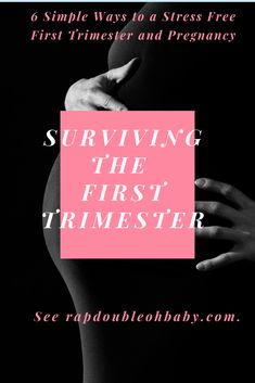 6 ways to help all pregnant woman through the first trimester struggles of finding the right specialist, medical expenses, side effects and dressing for the baby bump. Pregnancy Morning Sickness, Morning Sickness Relief, First Pregnancy, Pregnancy Tips, Early Pregnancy, Parental Guidance, Second Trimester, A Day In Life, Mom Advice
