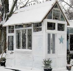 109 Best Sheds Amp Green Houses Images Backyard Outdoor